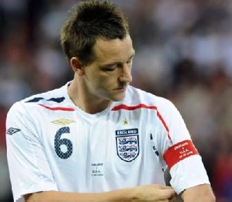 Terry se prosadil proti USA