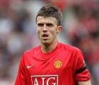 Záložník Manchesteru United Michael Carrick